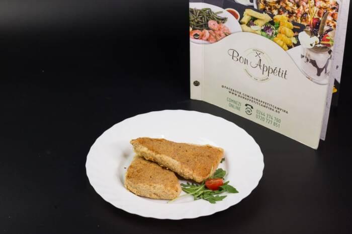 Cascaval panne Restaurant Bon Appetit Campina 2