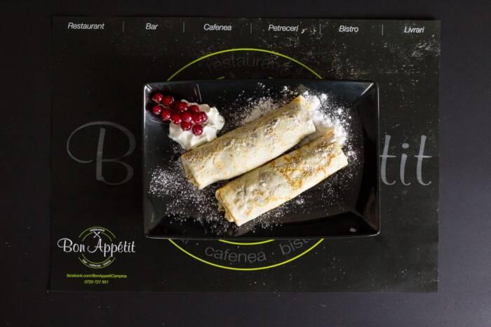 restaurant bon appetit campina clatite 4
