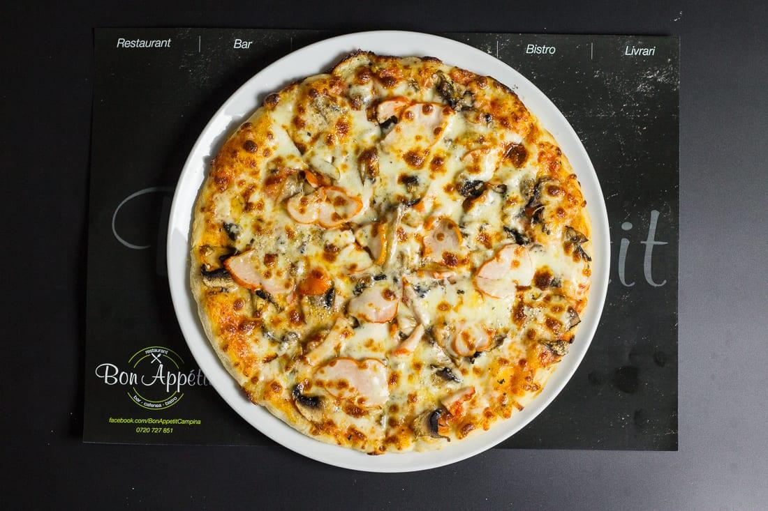 restaurant bon appetit campina pizza bianca 3