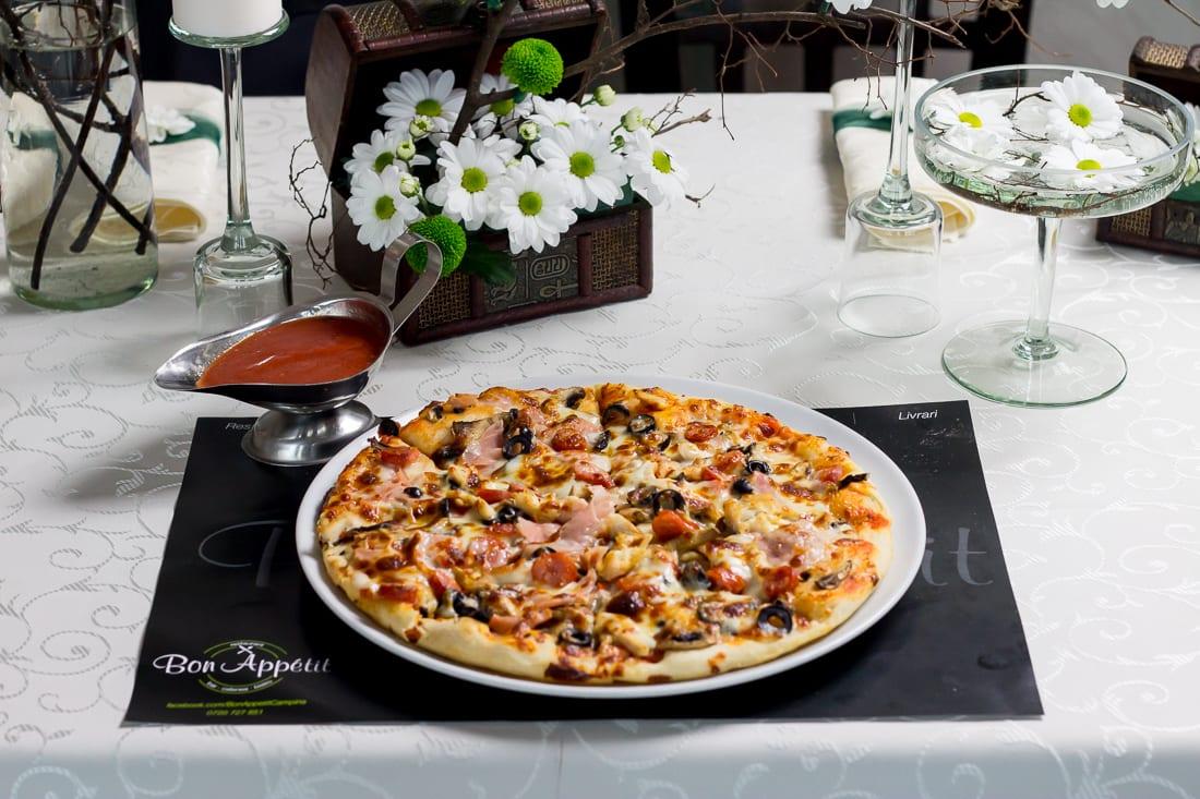 restaurant bon appetit campina pizza bon appetit 1