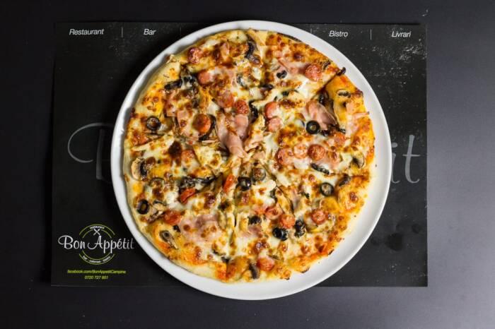 restaurant bon appetit campina pizza bon appetit 4