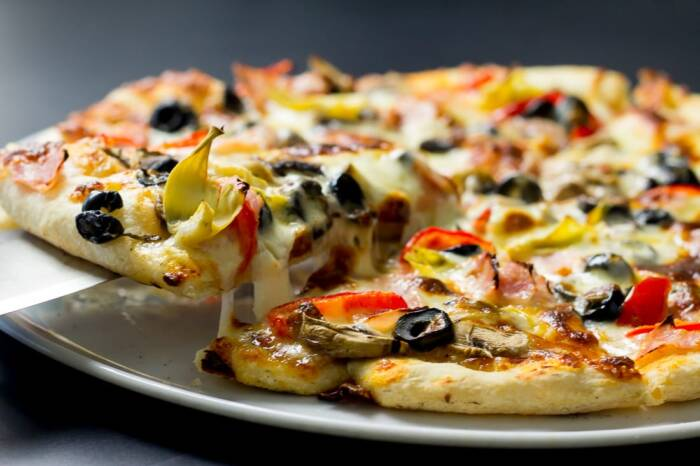restaurant bon appetit campina pizza capriciosa 2