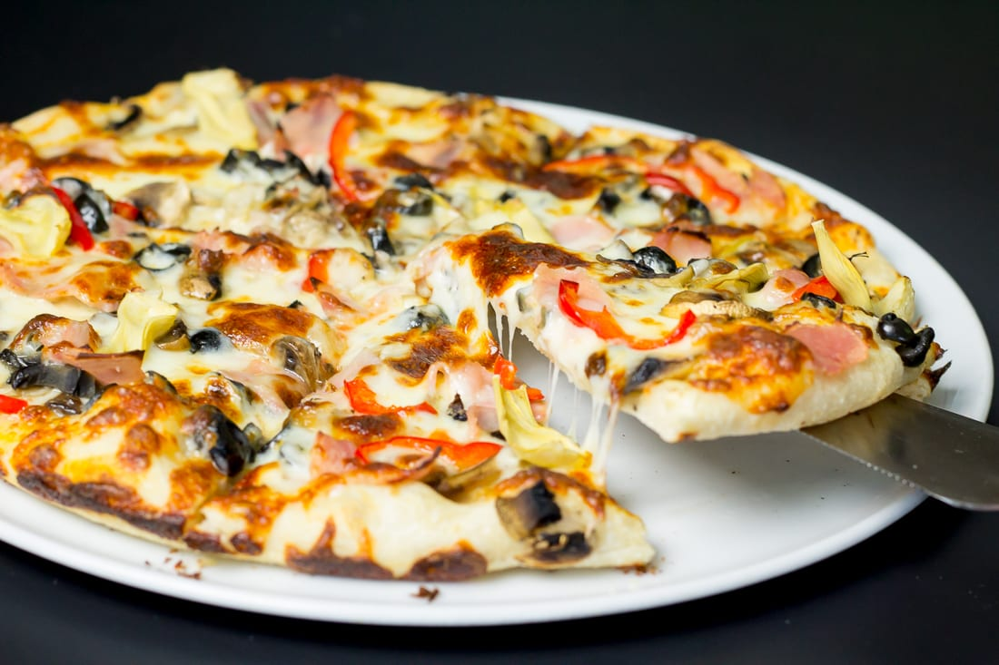 restaurant bon appetit campina pizza capriciosa 3