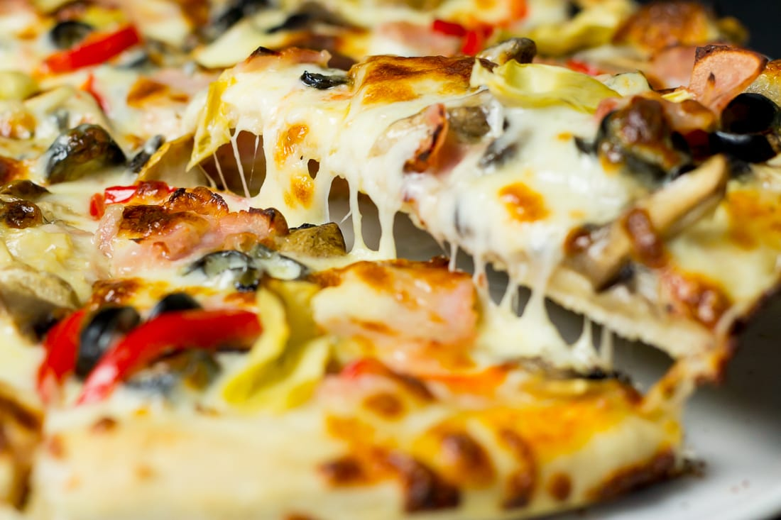 restaurant bon appetit campina pizza capriciosa 5