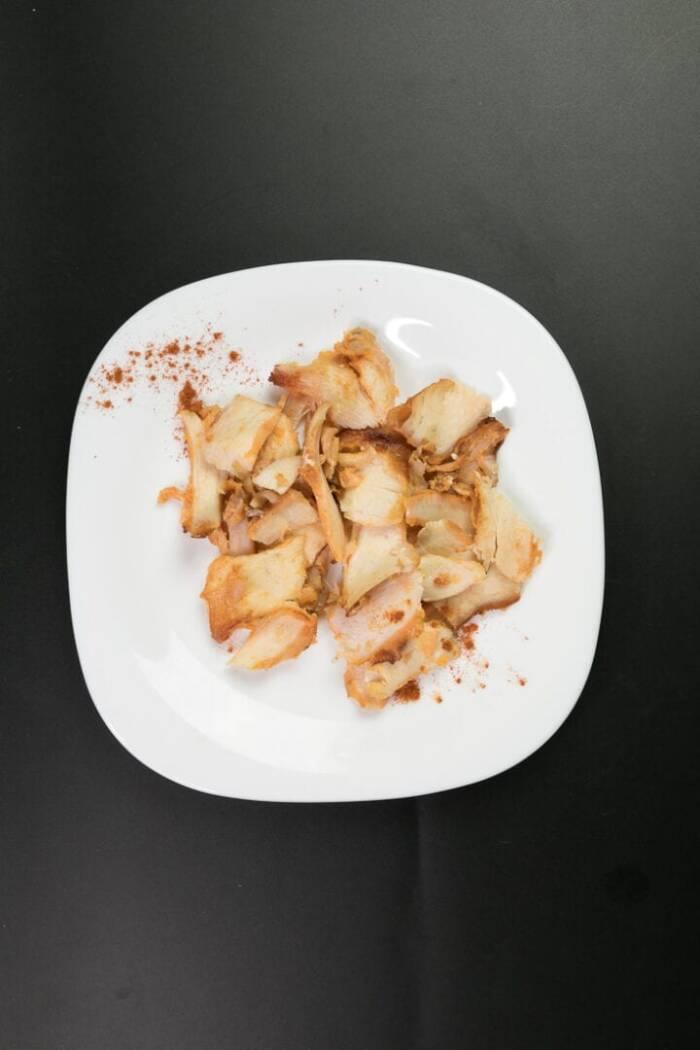 Extra carne de pui Restaurant Bon Appetit Campina 2