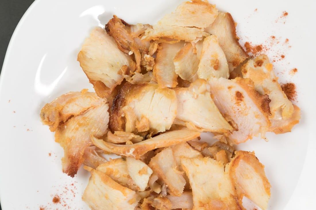 Extra carne de pui Restaurant Bon Appetit Campina 3