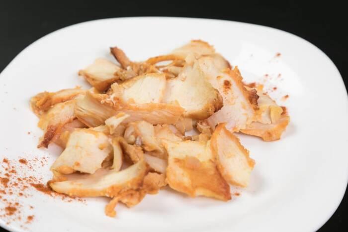 Extra carne de pui Restaurant Bon Appetit Campina 4